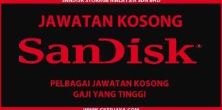 Career Sandisk Store Malaysia Sdn Bhd