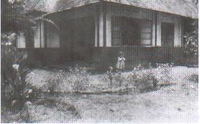 Rumah keluarga Visch di Mengwi