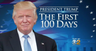 """Historic Accomplishments"" Mark President Trump's First 100 Days"