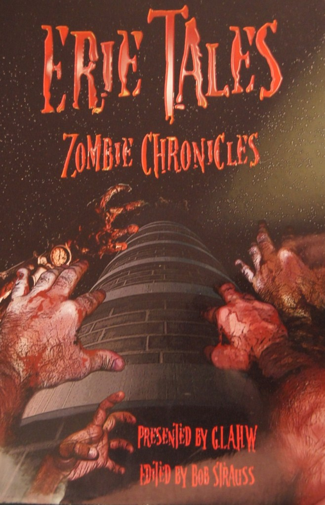 Two saw the emergence of the themed anthology - so Zombies made perfect sense.
