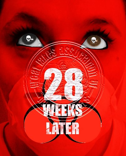 28 Weeks Later Tracy Stapleton-Lutkins