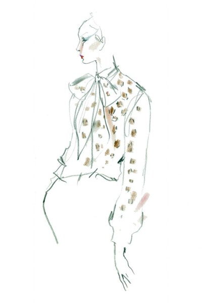 Hedi Slimane sketches for Saint Laurent pic5-thumb-480x720-161487