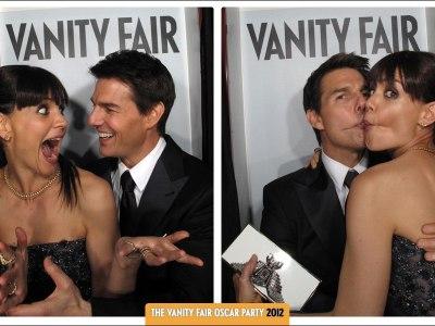Vanity Fair Tom Cruise and Katie Holmes