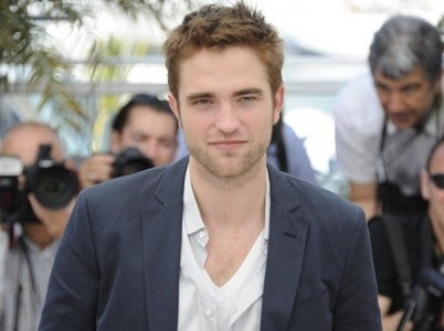 Getty Robert Pattinson at Cannes