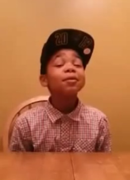 "Viral Video: Young Boy Covers Lorde's ""Royals"" And Shocks The Web"
