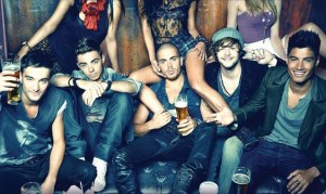 Photo: Max George Twitter