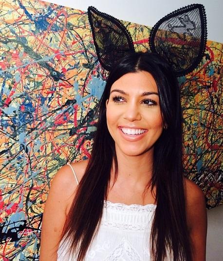 Kourtney kardashian instagram profile