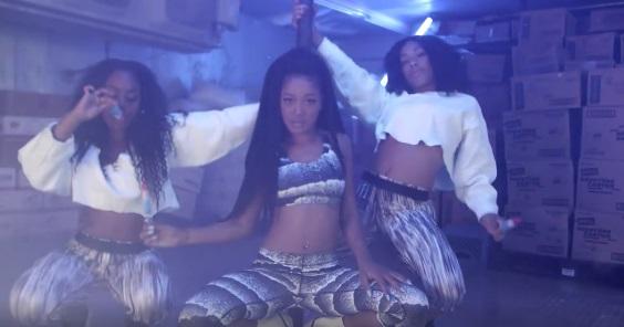 "Keke Palmer Drops Sexy Dance Video To Rihanna's ""Work"""