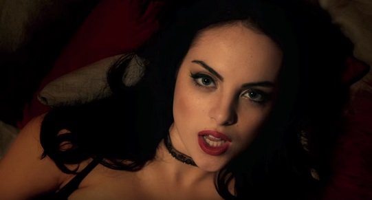 Liz Gillies Gives Major Jade West Vibes In New SDRR 'Bang Bang' Music Video