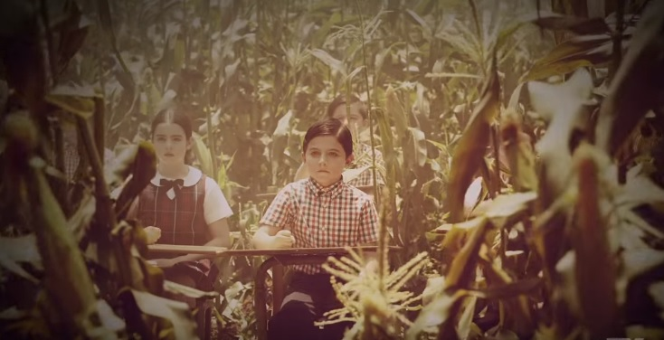 Creepy Kids And Cornfields In New 'American Horror Story' Teaser