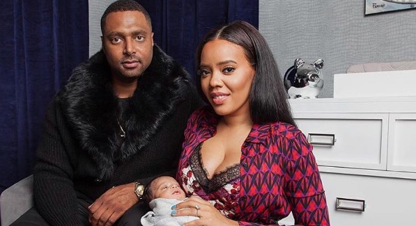 Angela Simmons Shares Photo Of Her Son Sutton Joseph Tennyson
