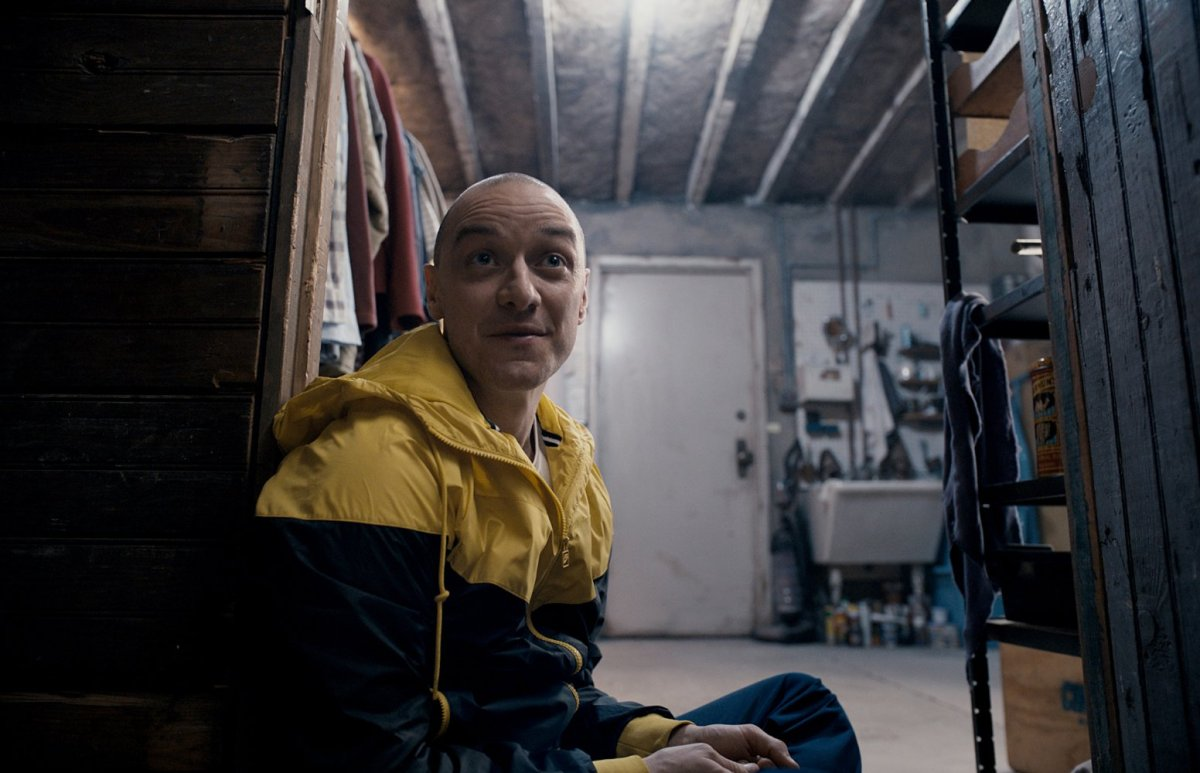 "James McAvoy Plays 23 Different Characters In Thriller ""Split"""