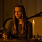 AMERICAN HORROR STORY: COVEN The Axeman Cometh - Episode 306 (Airs Wednesday, November 13, 10:00 PM e/p) --Pictured:Taissa Farmiga as Zoe -- CR. Michele K. Short/FX