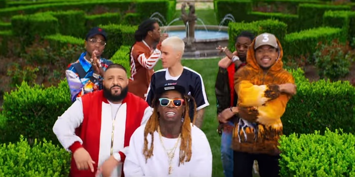 "DJ Khaled Brings Together Top Artist For ""I'm the One"" Single + Video"