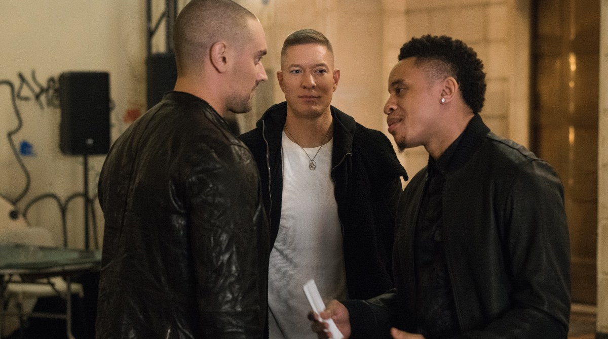 Joseph Sikora Battles Demons and His Place At The Top In 'Power' Season 4