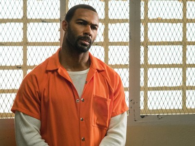 Omari Hardwick as James 'Ghost' St. Patrick/ Photo: Courtesy of Starz