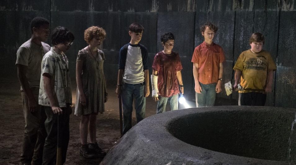 """IT"" Cast/Photo: New Line Cinema"