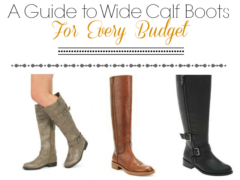 Guide to Wide Calf Boots for every budget