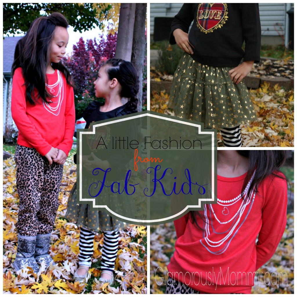 Time out Tuesday: My Girl's & FabKids Fashion