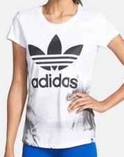Nordstrom Adidas Tee- glamourita.com