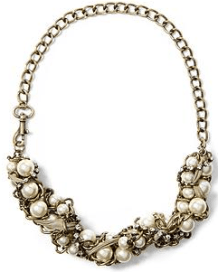 Sabine Pearl Necklace
