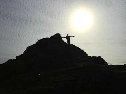 big sur hike