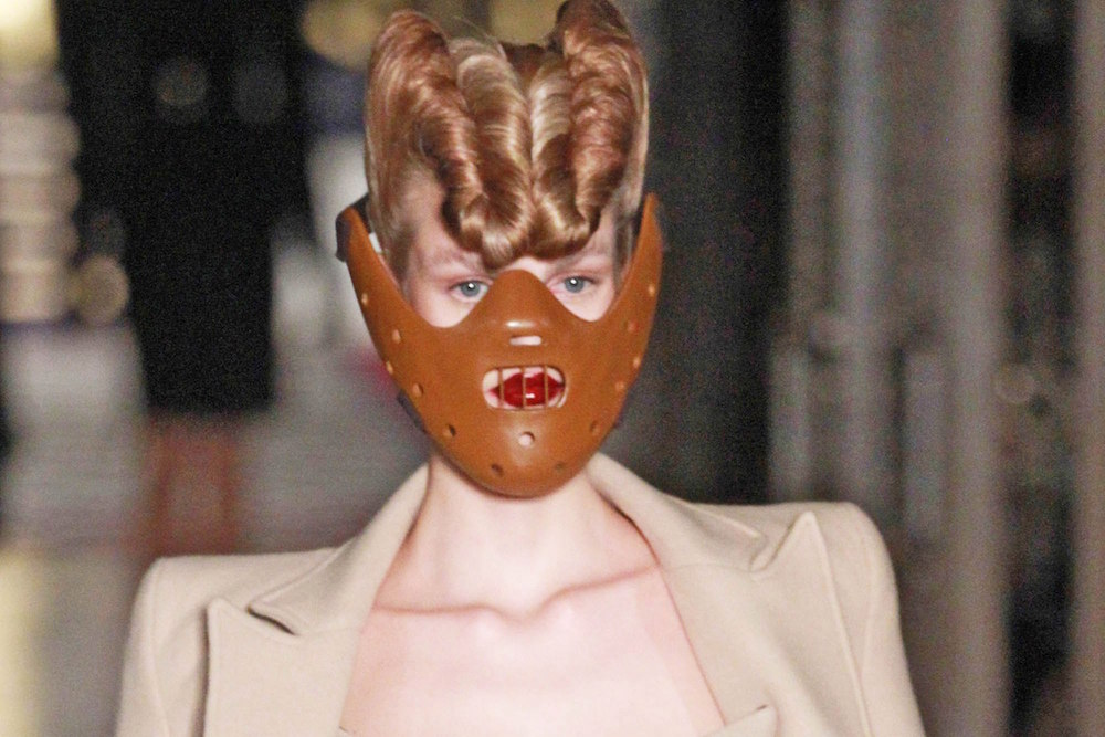 Hannibal Lecter mask LFW