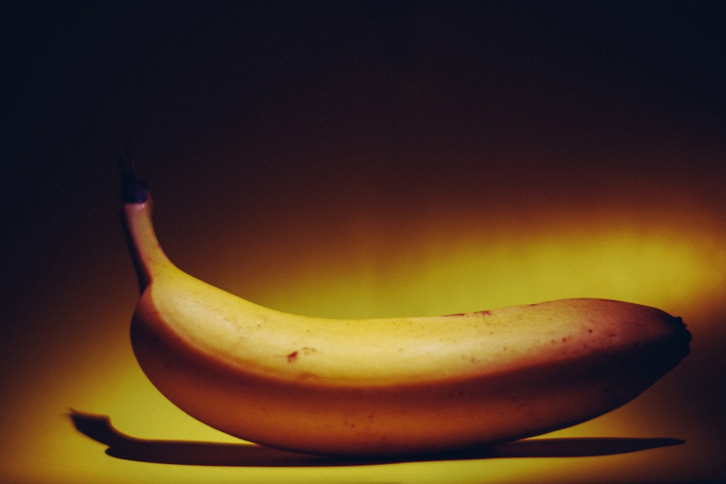 Banana shaped
