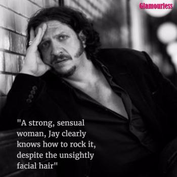 Jay Rayner - a strong sensual woman