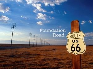 Foundation Road 550