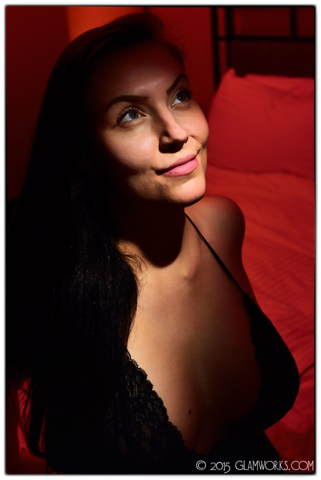 """""""Red Room"""" Photo ©2015 by Jeff Falls for Glamworks.com"""