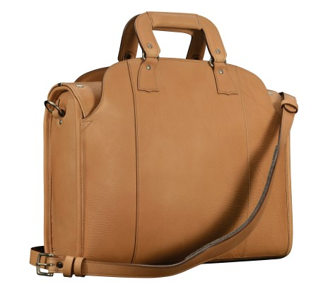 Hand-grained-natural-leather-Deal-Bag;-17-x-12-x-5'-back