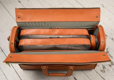 Hand-burnished-chestnut-Litigation-Bag;-22-x-14-x-8-topdown1