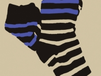 BLUE STRIPE No. 3