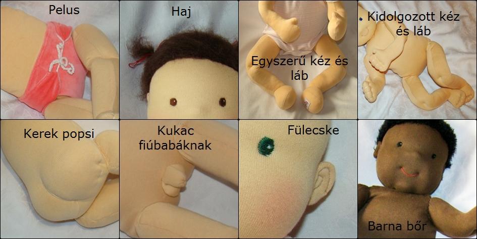 Hordozós baba kiegészítők