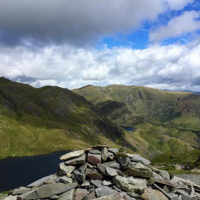 Throwback to pottering up the old man of Coniston ahellip
