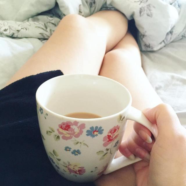 Lazy like Sunday morning