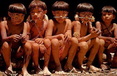 peru tribes women naked