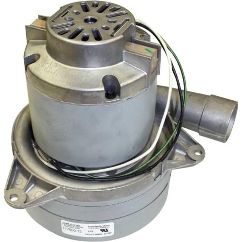 117500-12 Ametek Lamb Vacuum / Central Vac Motor
