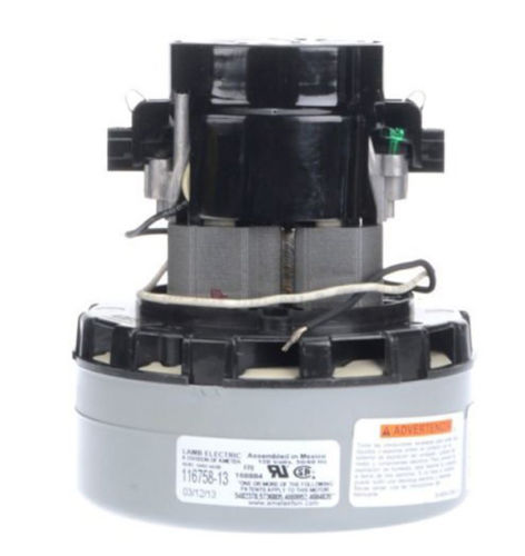 New Genuine Ametek Lamb 2 Stage Vacuum Blower Motor Tennant 130406 116758 13 Glen 39 S Vacuum: ametek lamb motor