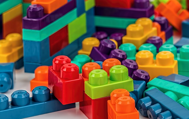 Weekend Lego's at the Richland Area Community Center leave kids elated