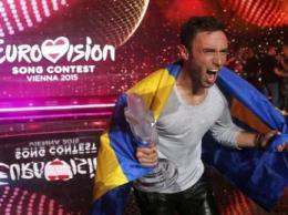 Шведский певец Монс Сельмерлев отставал от россиянки Полины Гагариной в течение первой части голосования, но в итоге выиграл с солидным отрывом1