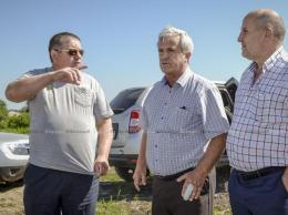 Liderii Vladimir CEBOTARI, Grigore LUPAȘCU, Iurie DASCĂL