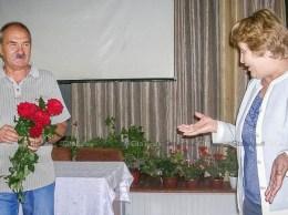 Снимок с Иваном Головиным на память о встрече