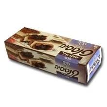 גלידות שטראוס  עוגת גלידה שוקו וניל