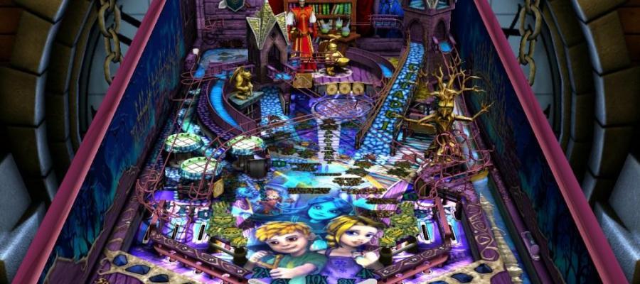 Zen_Pinball_HD_Sorcerer's Lair
