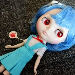 Rei Ayanami Doll - School Uniform