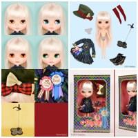 Wishful Wednesday - Neo Blythe Doll Cadence Majorette