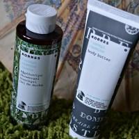 Korres Jasmine Shower Gel & Body Butter Review