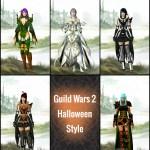Guild Wars 2 Halloween Style